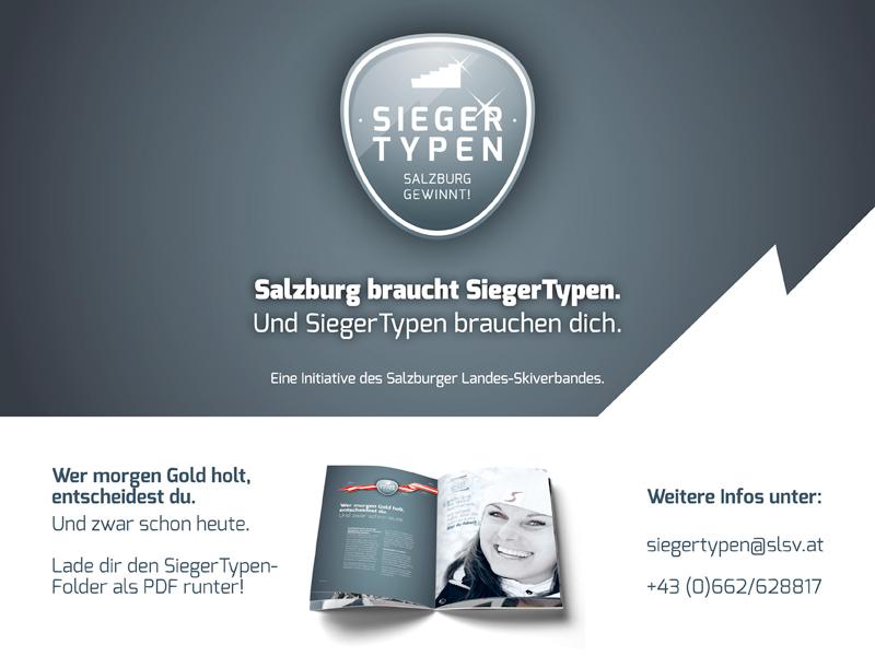 Salzburger Landes-Skiverband SiegerTypen - Salzburg gewinnt!