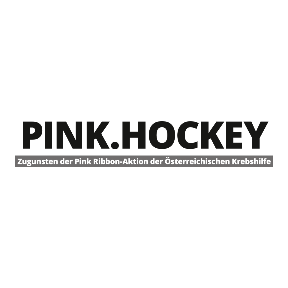 Pink Hockey Charity Marketing Advertising AgencyHerzbluat-Salzburg